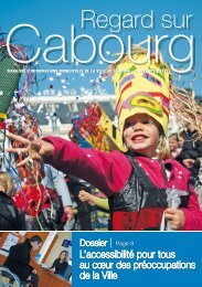 Regard sur cabourg Printemps 2012