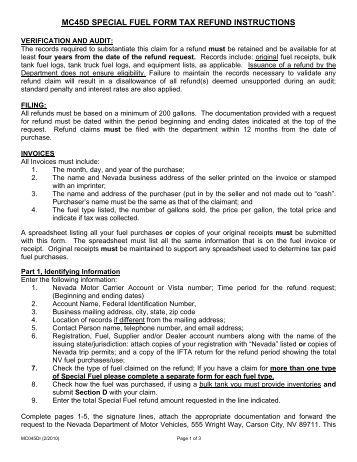 bc fuel tax rebate application