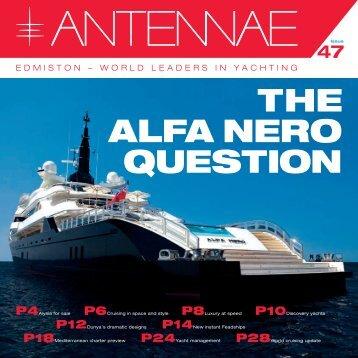 Antennae - Edition 47 - Edmiston