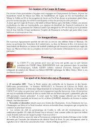2ème partie - CDOS Seine et Marne