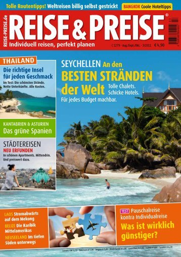 Pauschal- vs. Individualreise - Reise-Preise.de