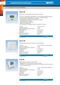 Thermostatische regelingen - Watts Industries Netherlands B.V. - Page 6