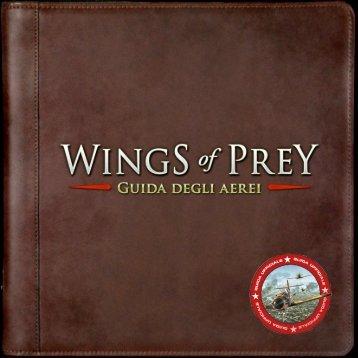 Wings of Prey -Guida degli aerei - FX Interactive