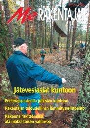 Me Rakentajat 3/03 pdf - Rakentaja.fi