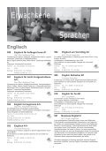 KURSPROGRAMM Frühjahr 2008 - VHS Horn - Page 5