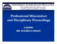 Professional Misconduct and Disciplinary Proceedings