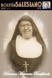Hermana Misionera Beatificada