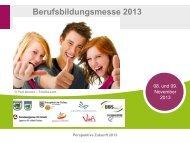 Messeinformationen für Aussteller 2013.pdf - BBS Soltau