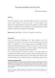 Cajas chinas: Martín Barbero, lector de De Certeau - Instituto de ...