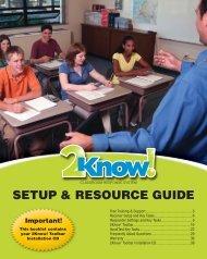 SETUP & RESOURCE GUIDE - Renaissance Learning