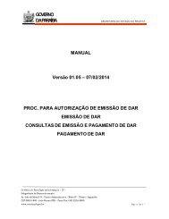 GOVERNO DA PARAÍBA MANUAL Versão 01.04 – 15/07/2013 ...