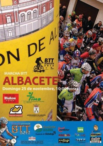 información - Instituto Municipal de Deportes de Albacete