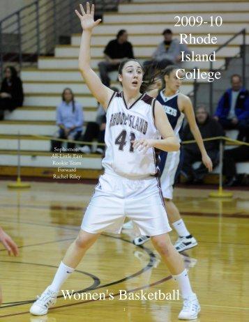 W. Basketball - Rhode Island College Athletics