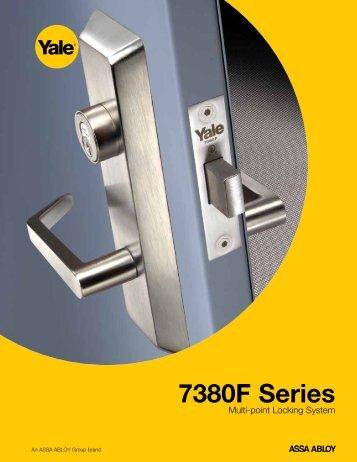 7380F Series - ASSA ABLOY Door Security Solutions :: Extranet