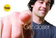 Get closer - ASSA ABLOY Door Security Solutions :: Extranet