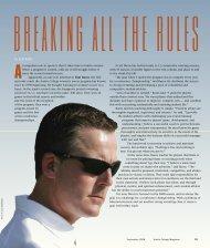 by Jeff Kelly - Austin College Magazine