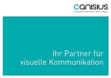Ihr Partner für visuelle Kommunikation