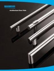 Architectural Door Pulls - ASSA ABLOY Door Security Solutions ...