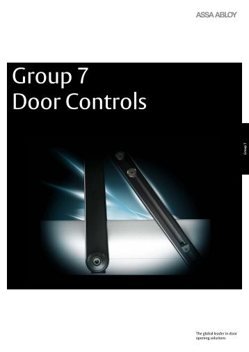Assa Abloy - Door Controls - AutoSpec Media Server
