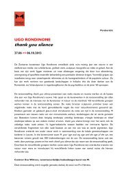 Ugo Rondinone persbericht NL DEF.docx.pdf - Prezly