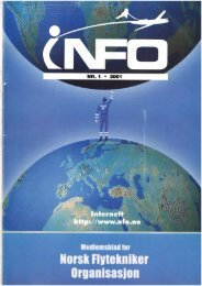 NFO avd. SAS - Norsk Flytekniker Organisasjon