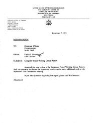 Computer Fraud Working Group Report (Sept. 7, 1993)