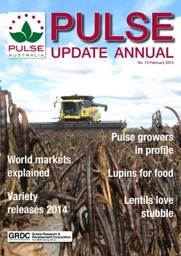 Pulse Update Annual 2014