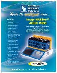 Image MASSter™ 4000 PRO - ICS-IQ.com