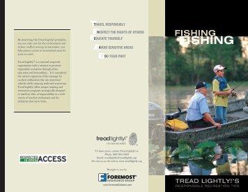FISHING - Tread Lightly