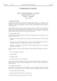 Invito a presentare proposte — EACEA/16/10 - EUR-Lex - Europa