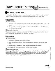 Daily Lecture and Discussion Notes - Rasco.name