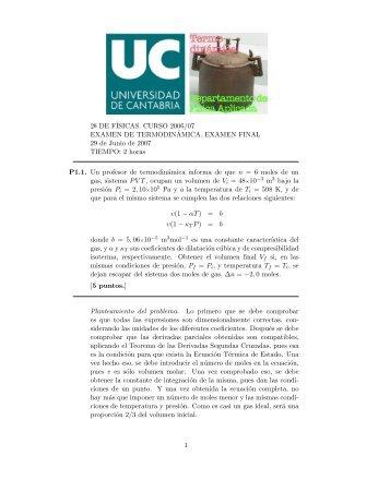 Examen de Junio Resuelto y Criterios de ... - Loreto-Unican