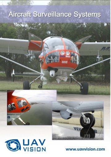 Seeker with UAV Vision CM-160 - Seabird Aviation Australia