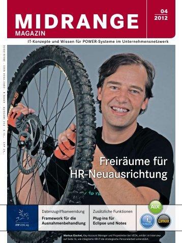 Freiräume für HR-Neuausrichtung - Midrange Magazin