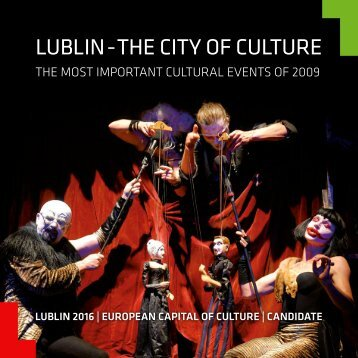LUBLIN – THE CITY OF CULTURE