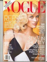 Vogue May 2011 REVERSE Environmental Shield ... - Rodan + Fields