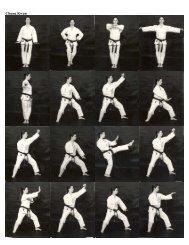 Chung Kwan - Hickey Karate Center