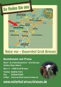 Flyer Bio Rindfleisch 29.03.indd - Reiterhof und Erlebnisbauernhof ... - Seite 2