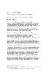 32637 Bedrijfslevenbeleid Nr. 60 Brief van de minister van ... - liigl