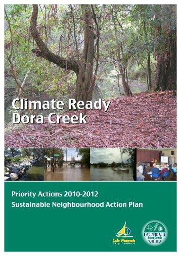 Climate Ready Dora Creek Climate Ready Dora Creek