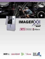 Imager XE Digital Film Scanner - RTI
