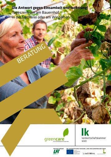 LK Beratung Tageszentrum - Landwirtschaftskammer Wien