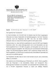 REPUBLIK ÖSTERREICH ZA beim BMJ für die Beamten ... - ZA Justiz