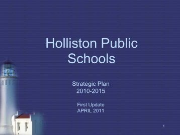PDF - Holliston Public Schools