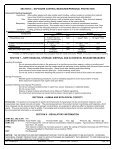 UFP-Treated MSDS - Universal Forest Products - Page 3