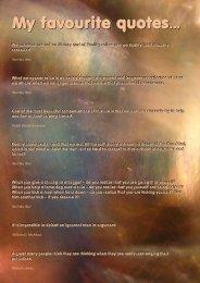 My favourite quotes… - Kundalini Awakening Systems 1