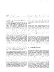 9. Informationspolitik - Nobel Biocare Annual Report 2010