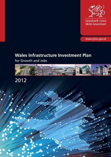 Welsh Infrastructure Investment Plan
