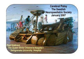 Cerebral Palsy - BLF