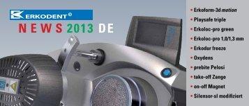 NEWS 2013 DE - Erkodent